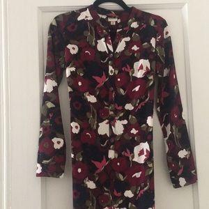 Target Merona Shirt Dress